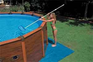 Как ухаживать за бассейном