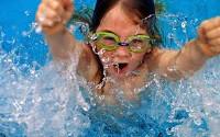 Польза бассейна для детей