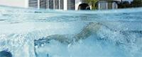Противоток в бассейне
