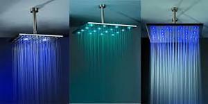 Душевая панель с тропическим душем