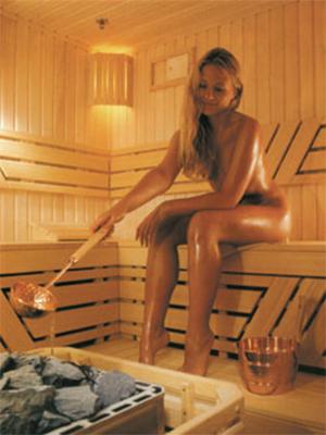 Влажность в сауне и в бане