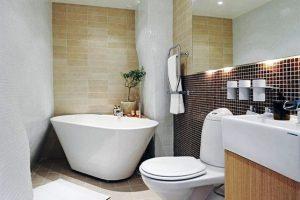 дизайн малогабаритных ванн фото