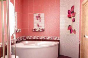 дизайн малогабаритных ванных комнат фото 14