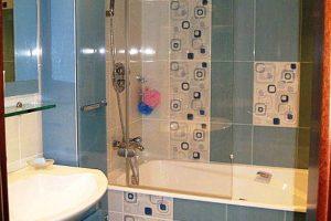 дизайн малогабаритных ванных комнат фото 15