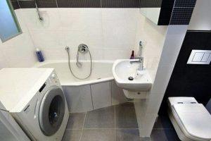 дизайн малогабаритных ванных комнат фото 19
