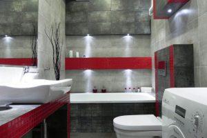 дизайн малогабаритных ванных комнат фото 2