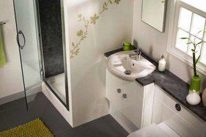 дизайн малогабаритных ванных комнат фото 20