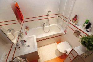 дизайн малогабаритных ванных комнат фото 23