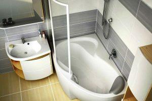 дизайн малогабаритных ванных комнат фото 25