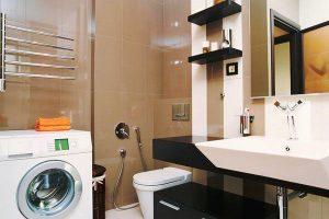 дизайн малогабаритных ванных комнат фото 26