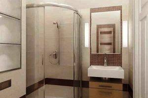 дизайн малогабаритных ванных комнат фото 3