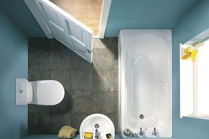 дизайн малогабаритных ванных комнат фото 4
