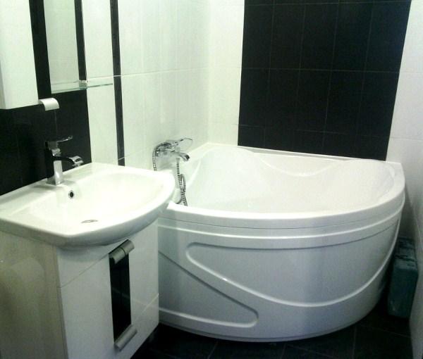 дизайн ванной комнаты 3 кв.м фото без туалета