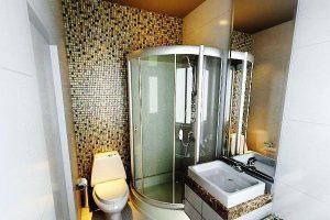 ванная комната в хрущевке фото 13