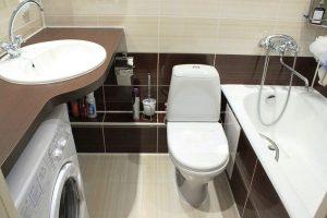 ванная комната в хрущевке фото 19