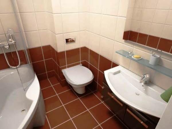 совмещенный туалет с ванной в хрущевке фото