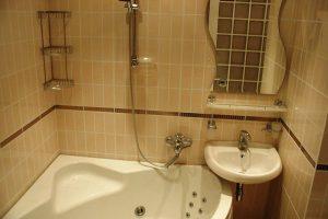 ванная комната в хрущевке фото 22