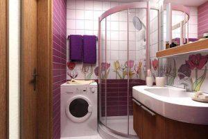ванная комната в хрущевке фото 27