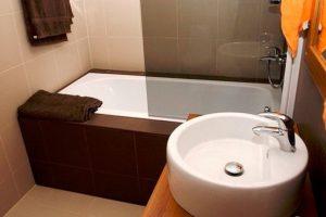 ванная комната в хрущевке фото 32