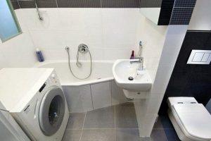 ванная комната в хрущевке фото 33