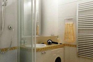 ванная комната в хрущевке фото 41