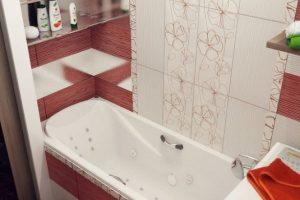 ванная комната в хрущевке фото 47
