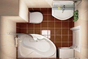 ванная комната в хрущевке фото 5