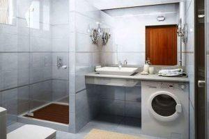 ванная комната в хрущевке фото 59