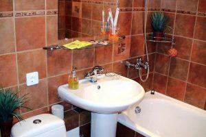 ванная комната в хрущевке фото 7