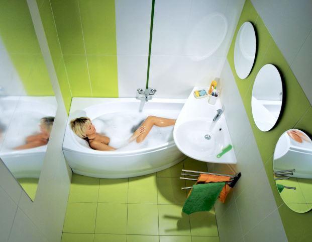 фото ванной в хрущевке