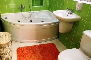 фото малогабаритной ванной