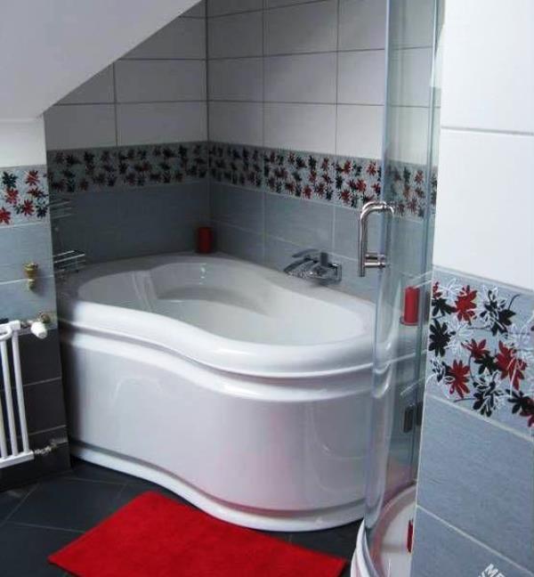 интерьер маленькой ванной комнаты фото без туалета
