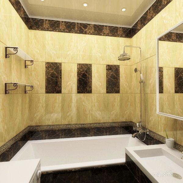 интерьеры маленьких ванных комнат фото в квартире