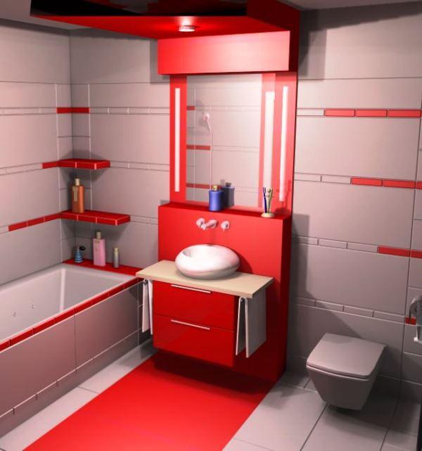 интерьеры маленьких ванных комнат и туалетов фото