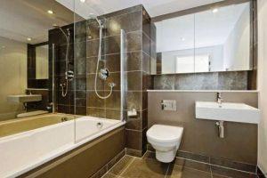 интерьеры небольшой ванной комнаты фото