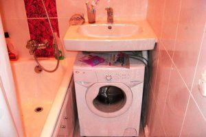 маленькая ванная комната 3 кв метра дизайн фото 13