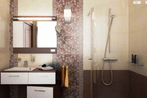 маленькая ванная комната 3 кв метра дизайн фото 23