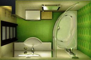 маленькая ванная комната 3 кв метра дизайн фото 34