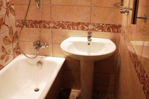 маленькая ванная комната 3 кв метра дизайн фото 4