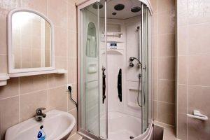 маленькая ванная комната 3 кв метра дизайн фото 5