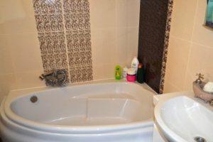 маленькая ванная комната 3 кв метра дизайн фото 6