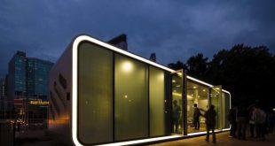 мобильные модульные дома