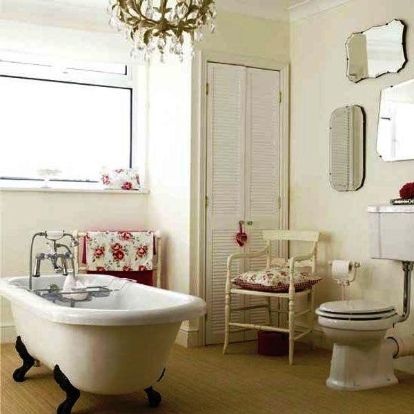 обустройство маленькой ванной комнаты фото