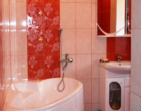плитка для ванной комнаты 3 кв м фото дизайн