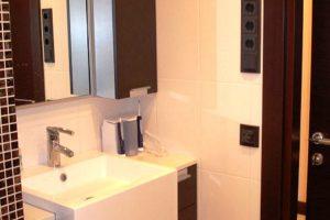 ремонт ванной комнаты фото малых размеров