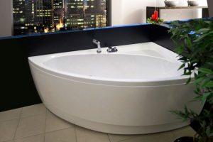 угловая ванна фото 10