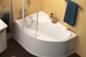 угловая ванна фото 2