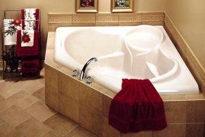угловая ванна фото 22