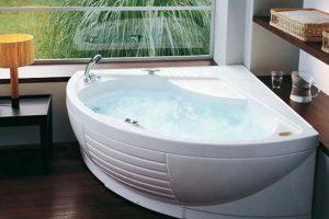 угловая ванна фото 31