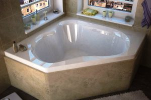 угловая ванна фото 35